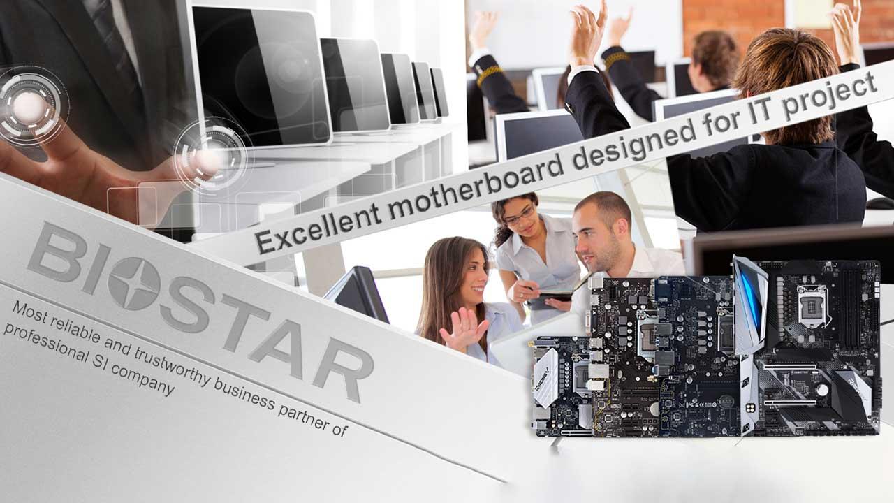BIOSTAR Announces Business Focused Service
