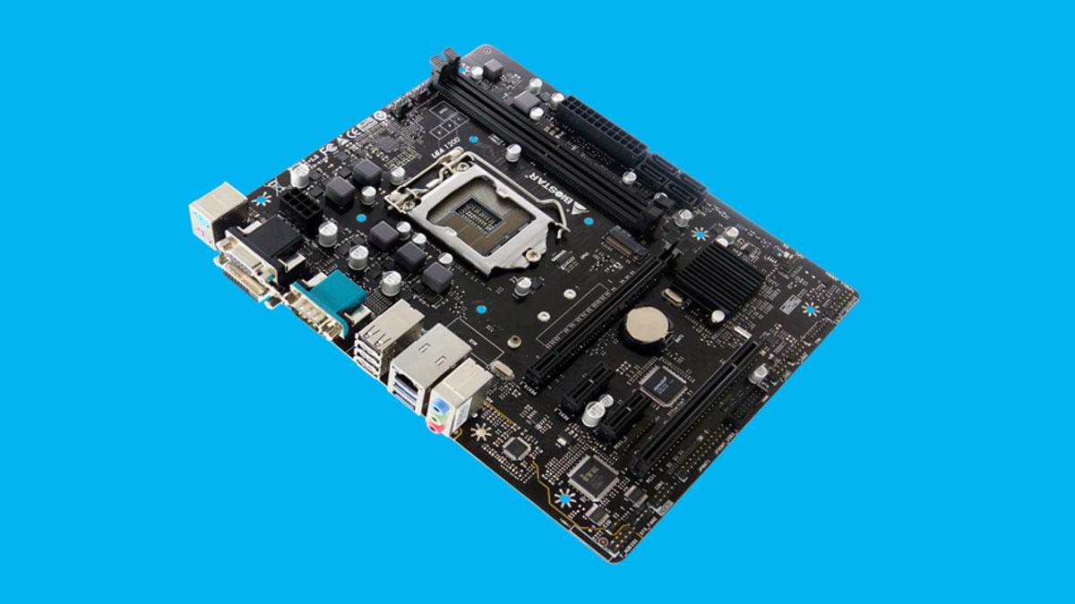 BIOSTAR Announces Intel H410 Chipset Motherboards