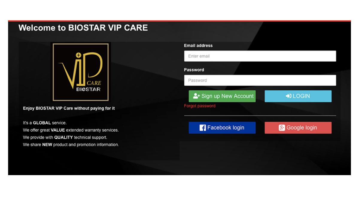 BIOSTAR VIP Care PR 2