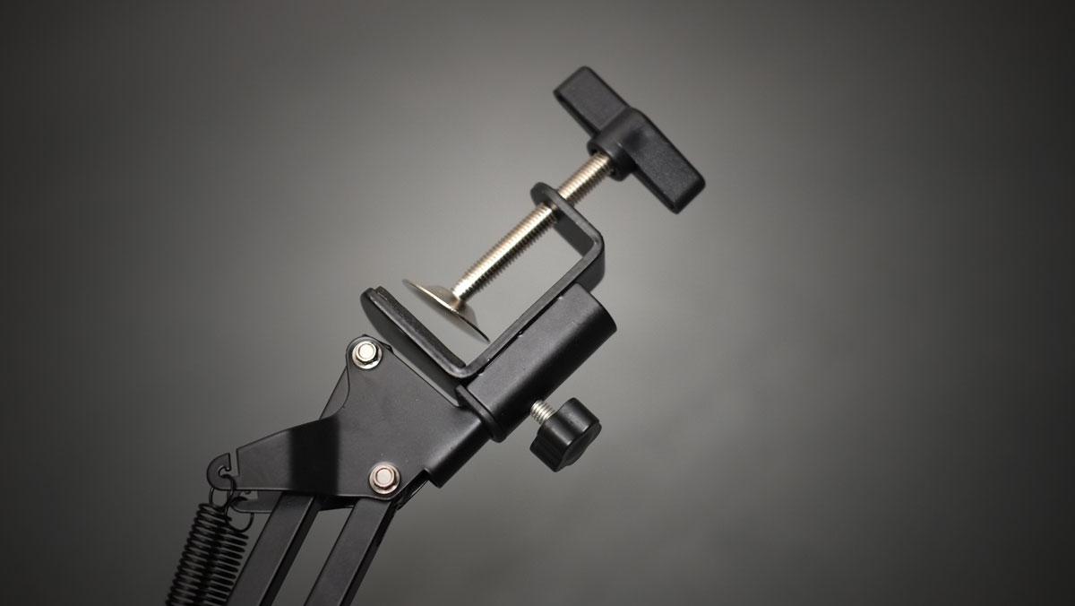 Banggood-BM-800-Microphone-Suspension-Arm-Review-11