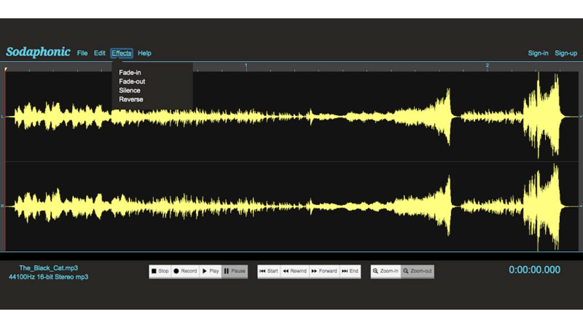 Best Audio Editors Music Voice GP 5