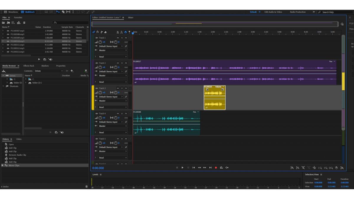 Best Audio Editors Music Voice GP 6