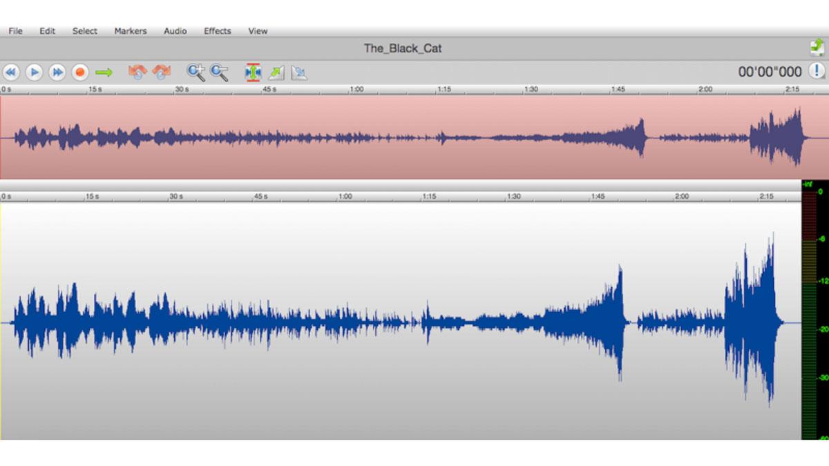 Best Audio Editors Music Voice GP 7
