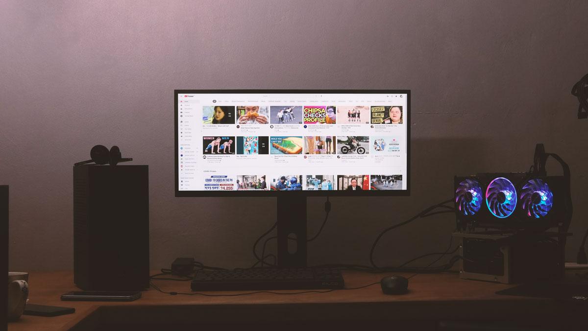 Review | Bezel 25GX2710X Ultrawide Monitor