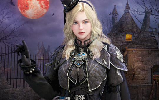 Now Available in Black Desert SEA: Halloween 2021 Events