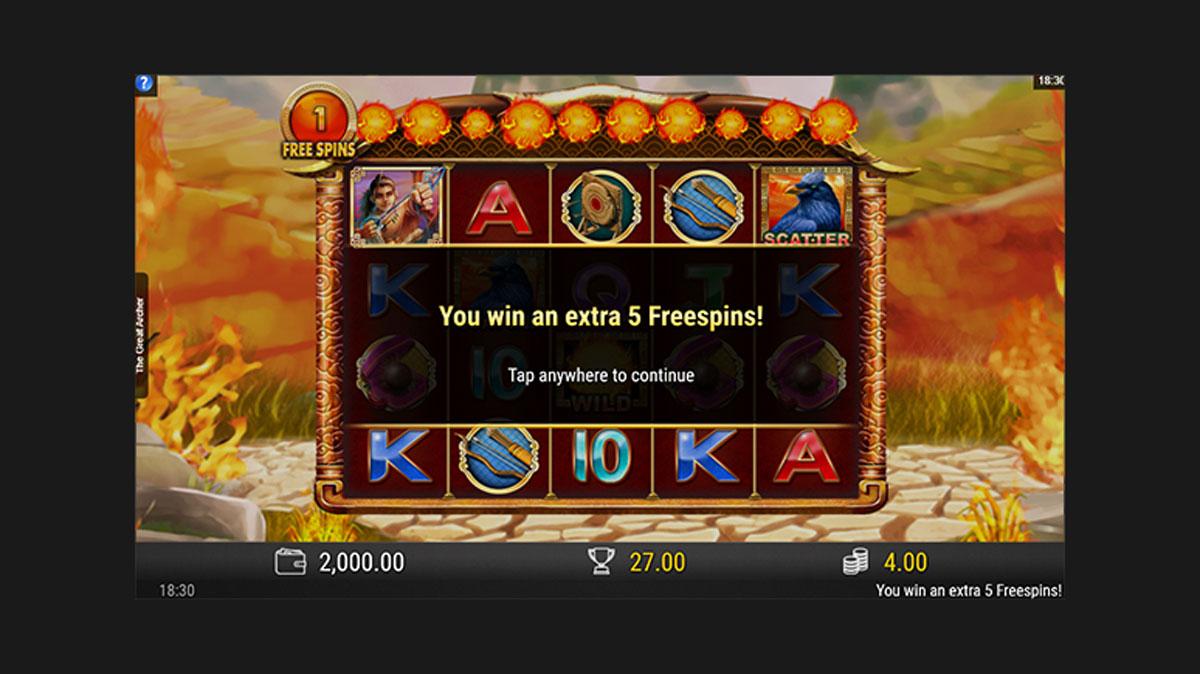 Bonus Free Spins Slot GP 2