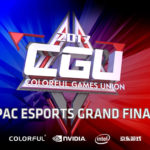 COLORFUL Announces CGU APAC 2017 eSports Tournament