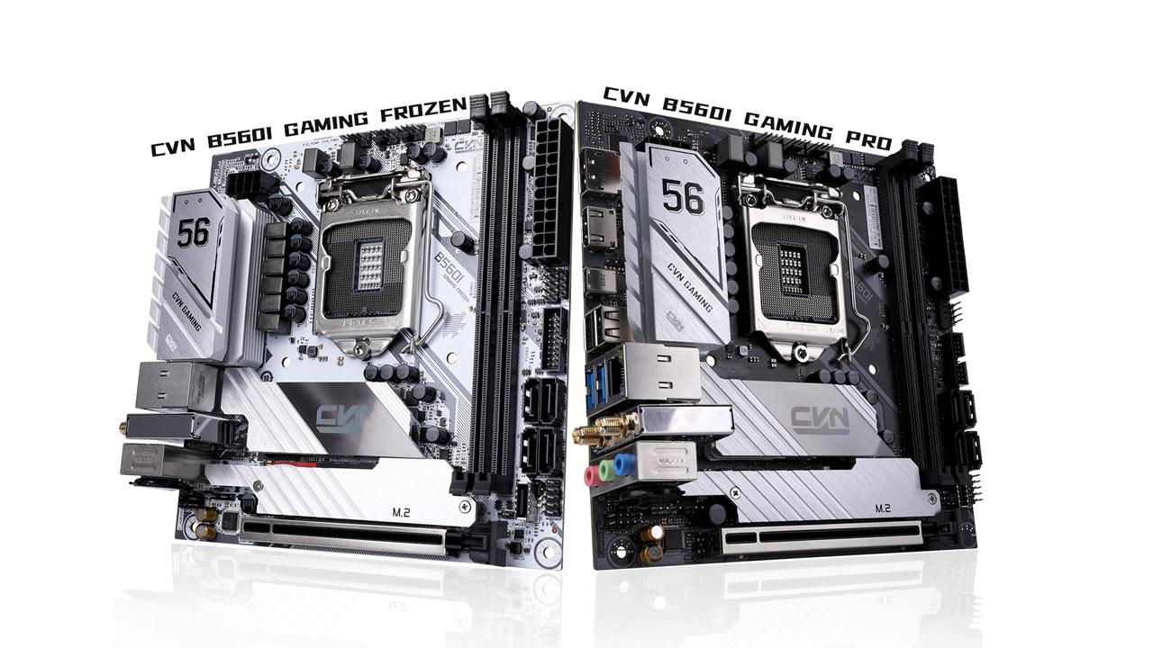 COLORFUL B560 Mini ITX RTX 3060 Mini PR 2
