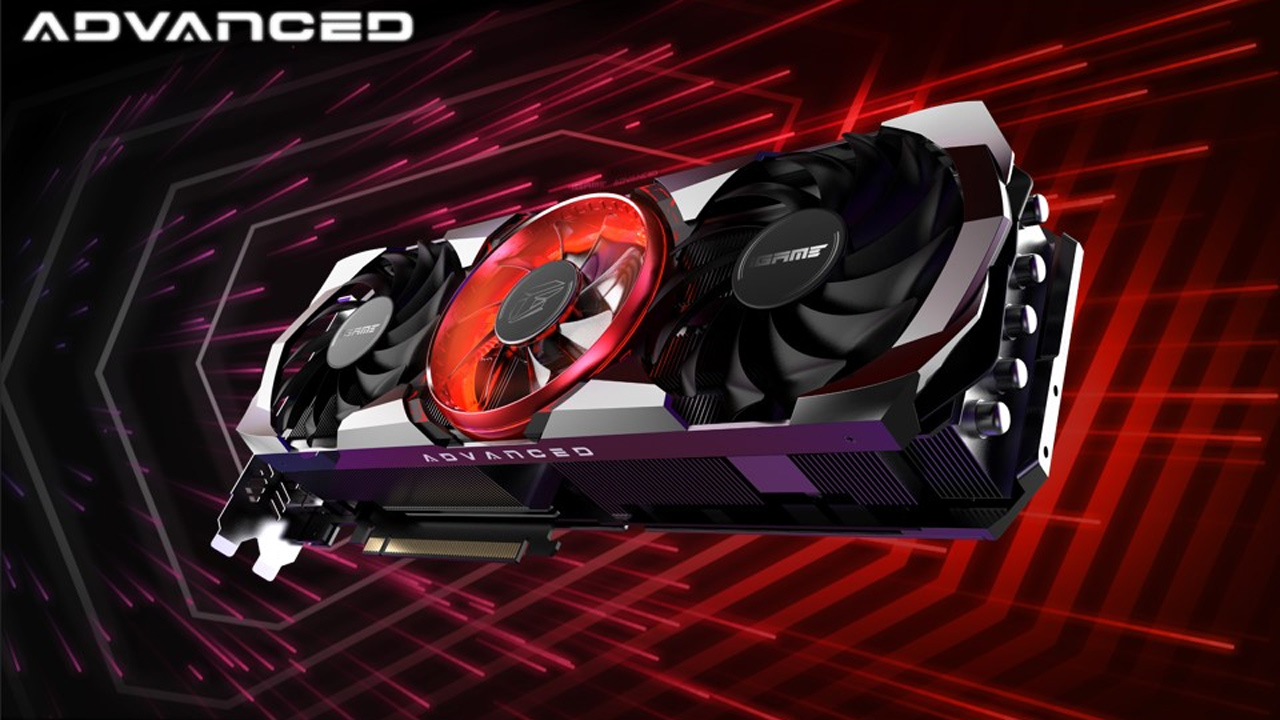 COLORFUL Launches GeForce RTX 3080 Ti and RTX 3070 Ti