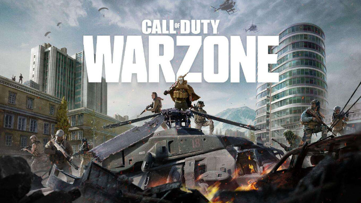 Call of Duty: Warzone and Modern Warfare Adds DLSS Support
