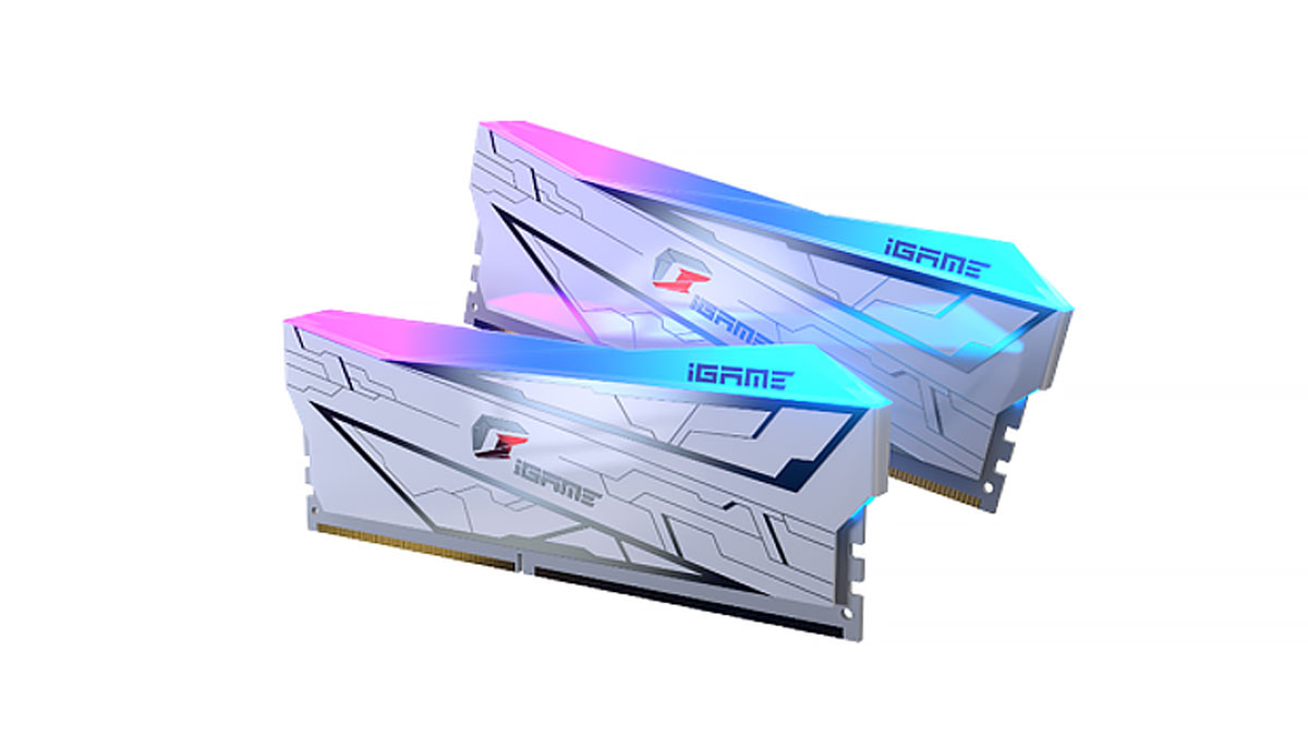 COLORFUL Launches iGame VULCAN DDR4 and SL500 SSD