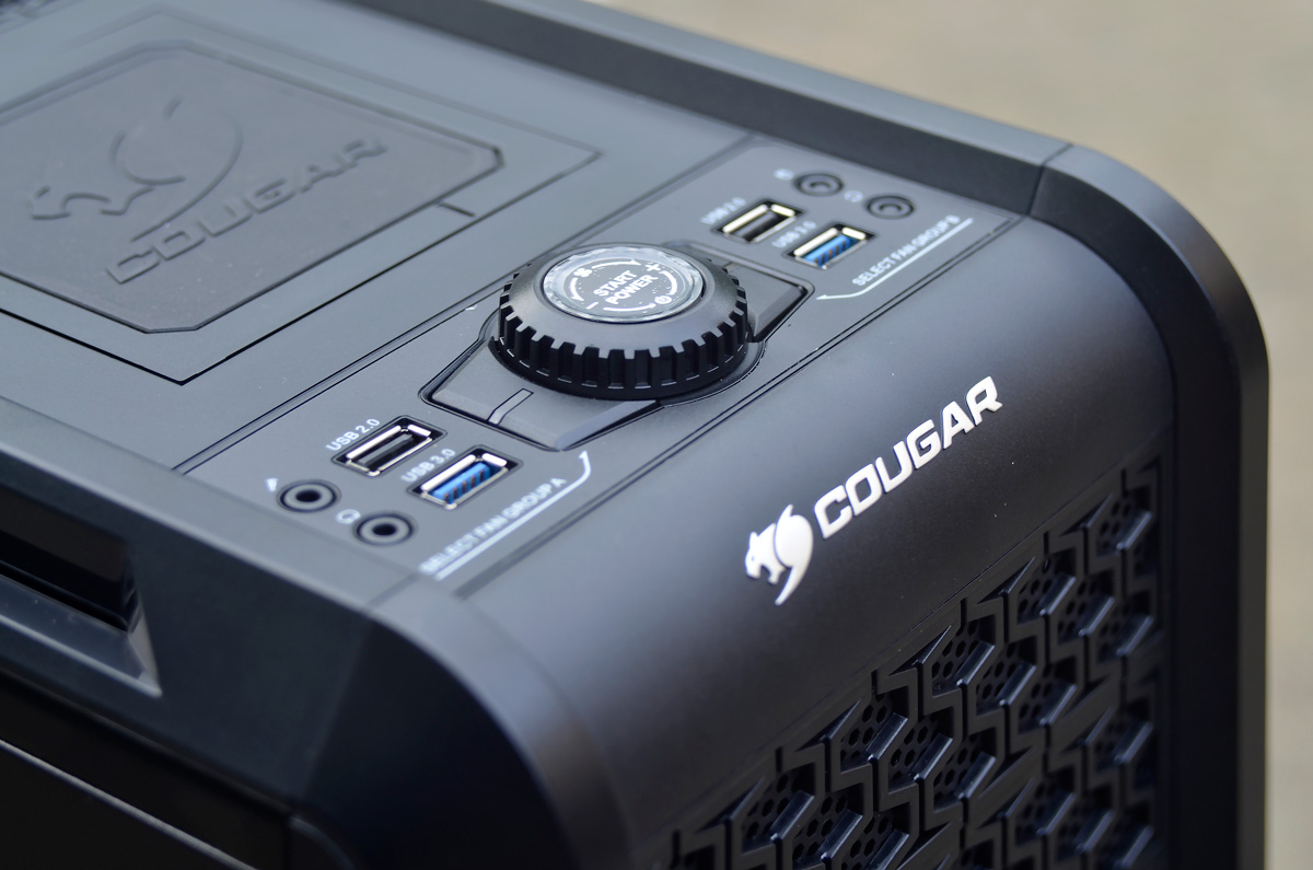 COUGAR Evolution Full Tower Chassis Review