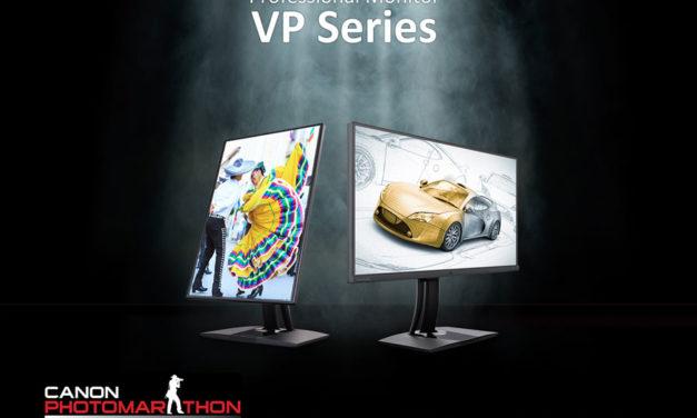 ViewSonic to Showcase Professional Monitors at Canon Photomarathon 2017