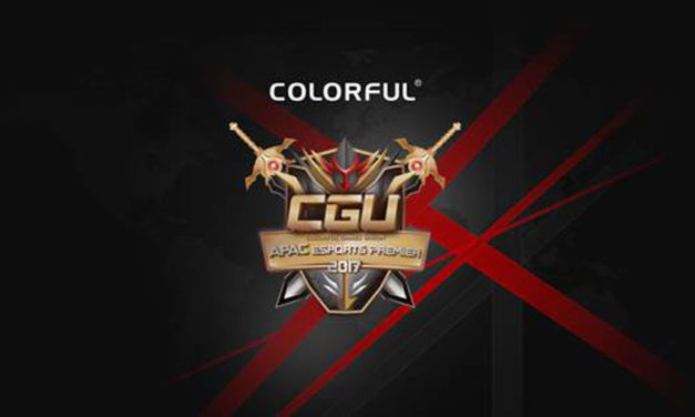 CGU (Colorful Games Union) Is The Start of eSport Dreams