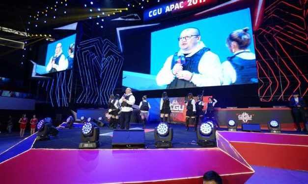 COLORFUL Goes Big with eSports for the CGU 2018