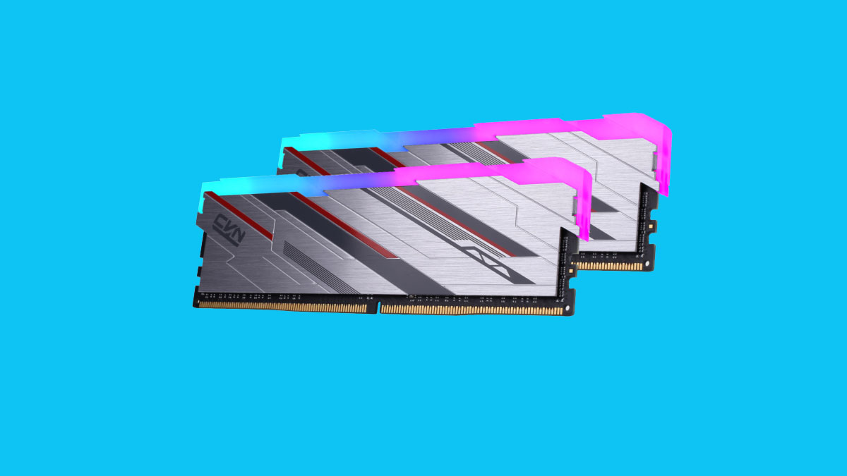 COLORFUL Launches CVN Guardian and WARHALBERD DDR4 Memory