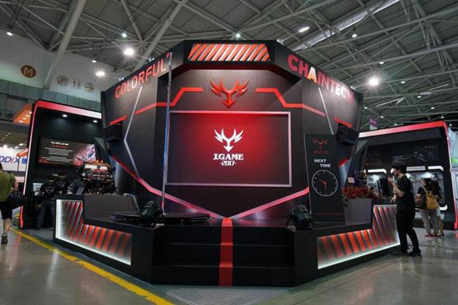 COLORFUL at COMPUTEX 2017 Showcases Gaming Products