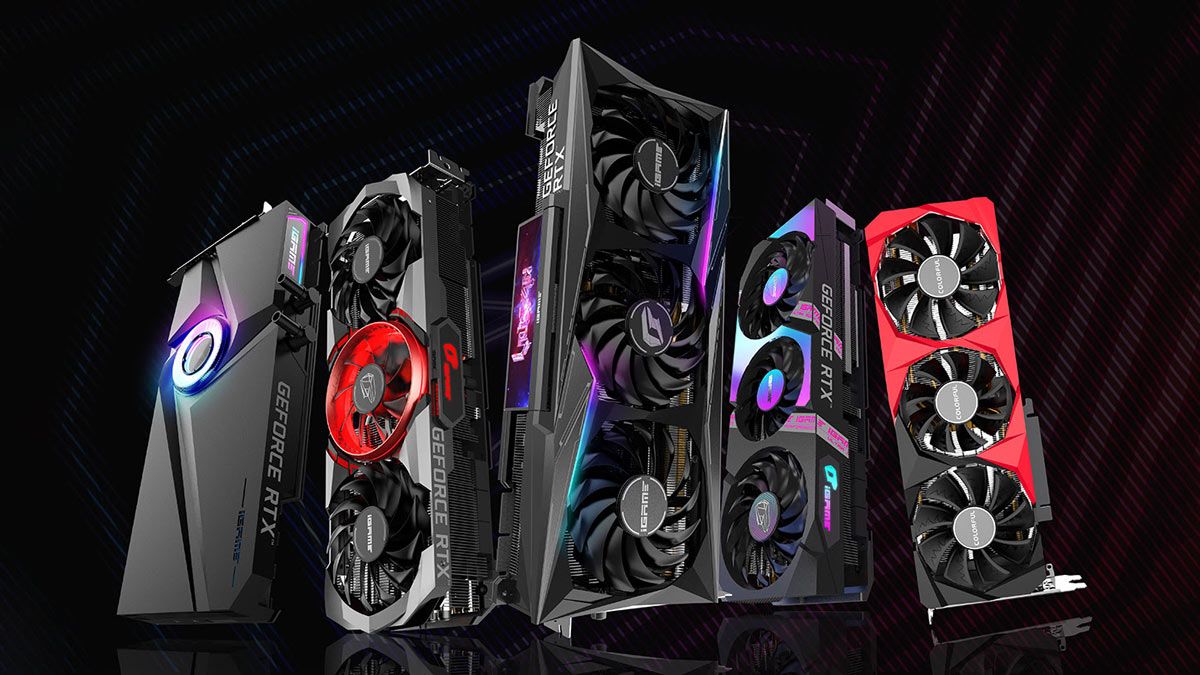 COLORFUL Launches GeForce RTX 30 Series Models