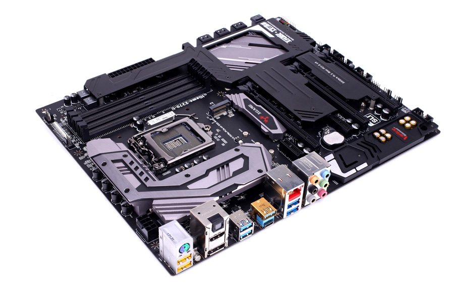 COLORFUL Announces the iGame Z270 Ymir U Motherboard