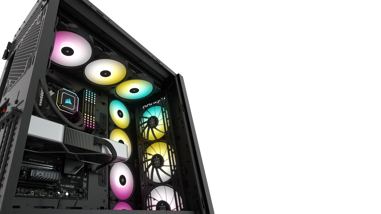 CORSAIR Launches Full-Tower 7000X/D Cases