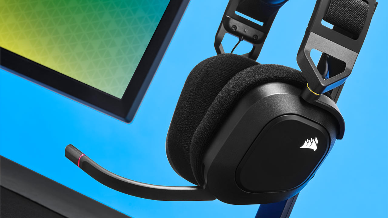 CORSAIR Releases HS80 Wireless Gaming Headset