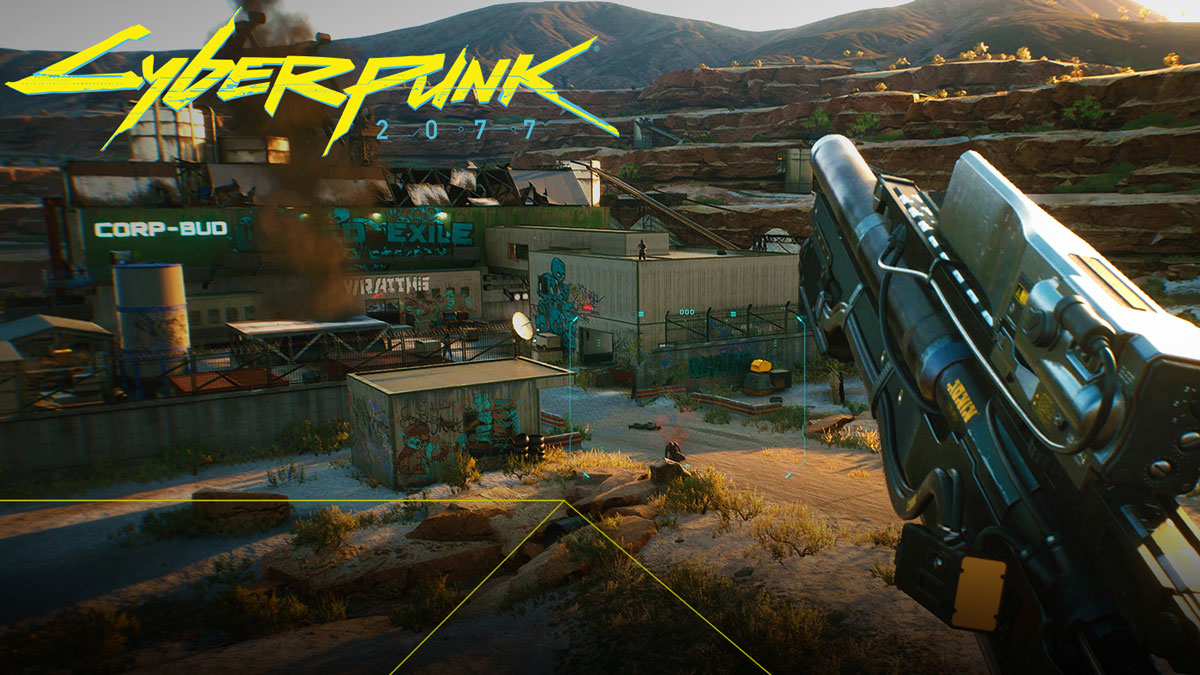 Cyberpunk 2077 Details Backstories, Weapons, Music with New Videos