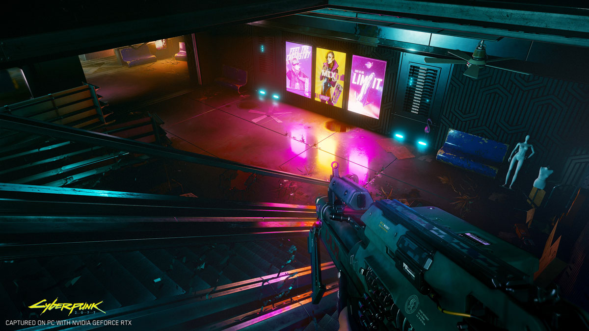 Cyberpunk 2077 to Support Ray Tracing, NVIDIA DLSS 2.0 at Launch