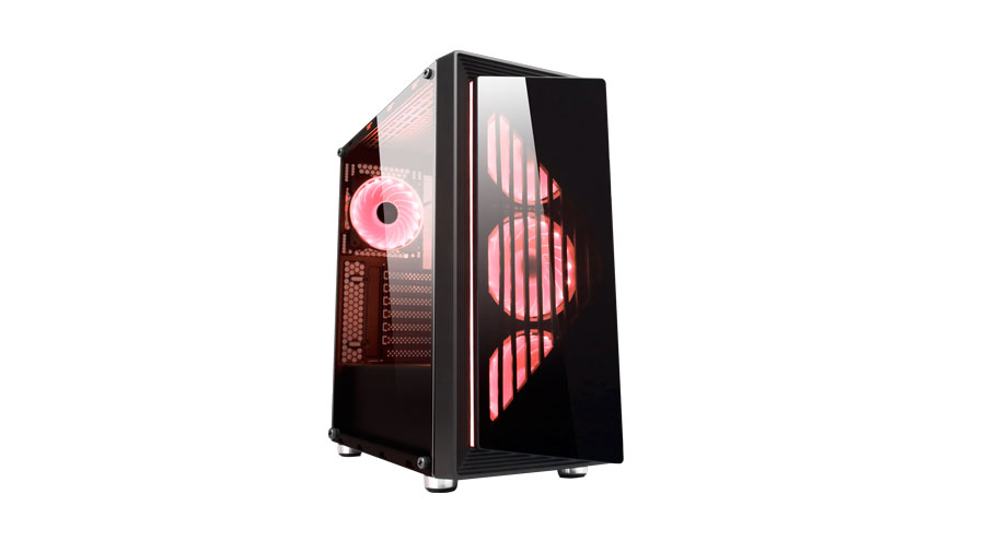 DIYPC Expands Gaming Line With DIY-SD1-RGB Chassis