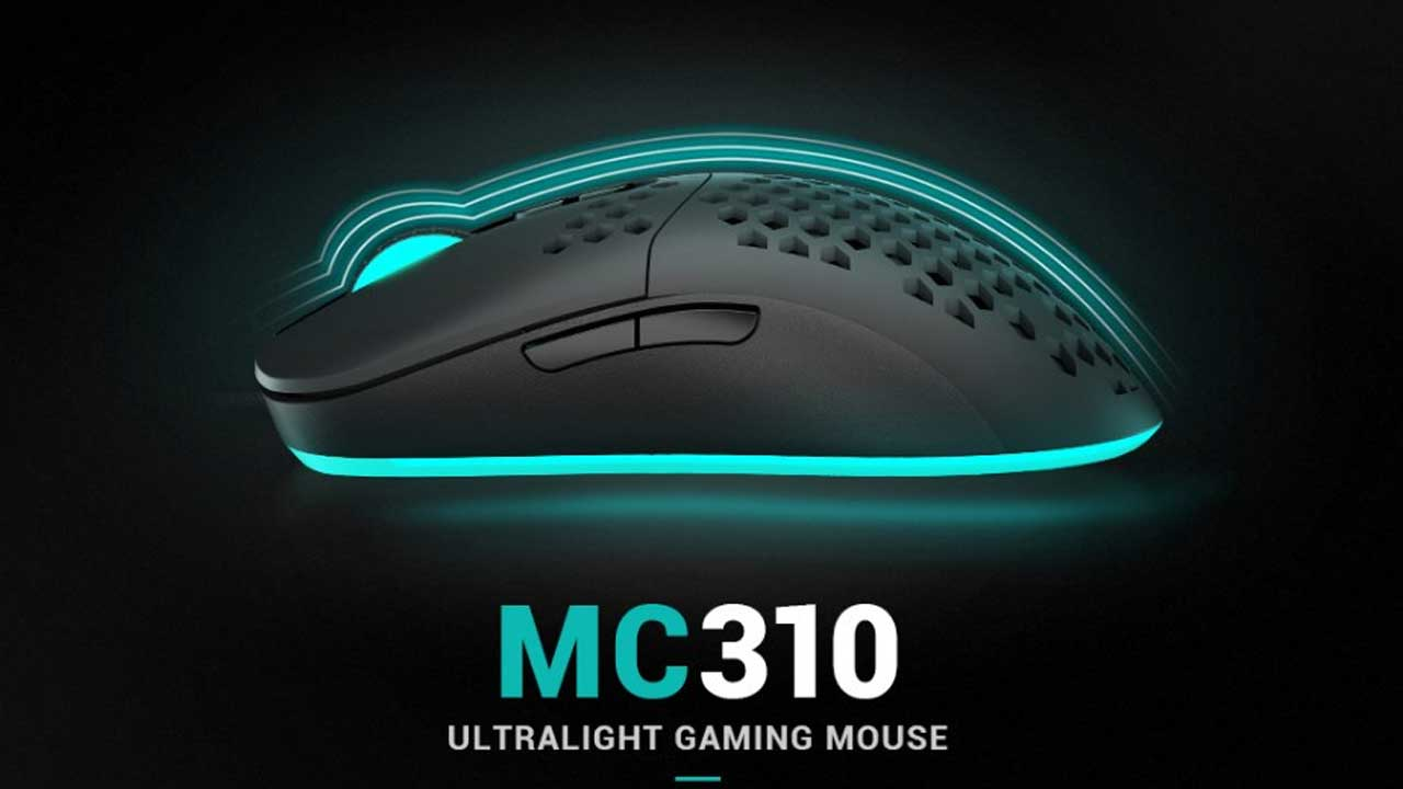 DeepCool Launches MC310: Brand's First Gaming Mouse
