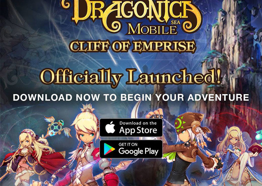 Dragonica Mobile: Cliff of Emprise Adds Real Time PvP