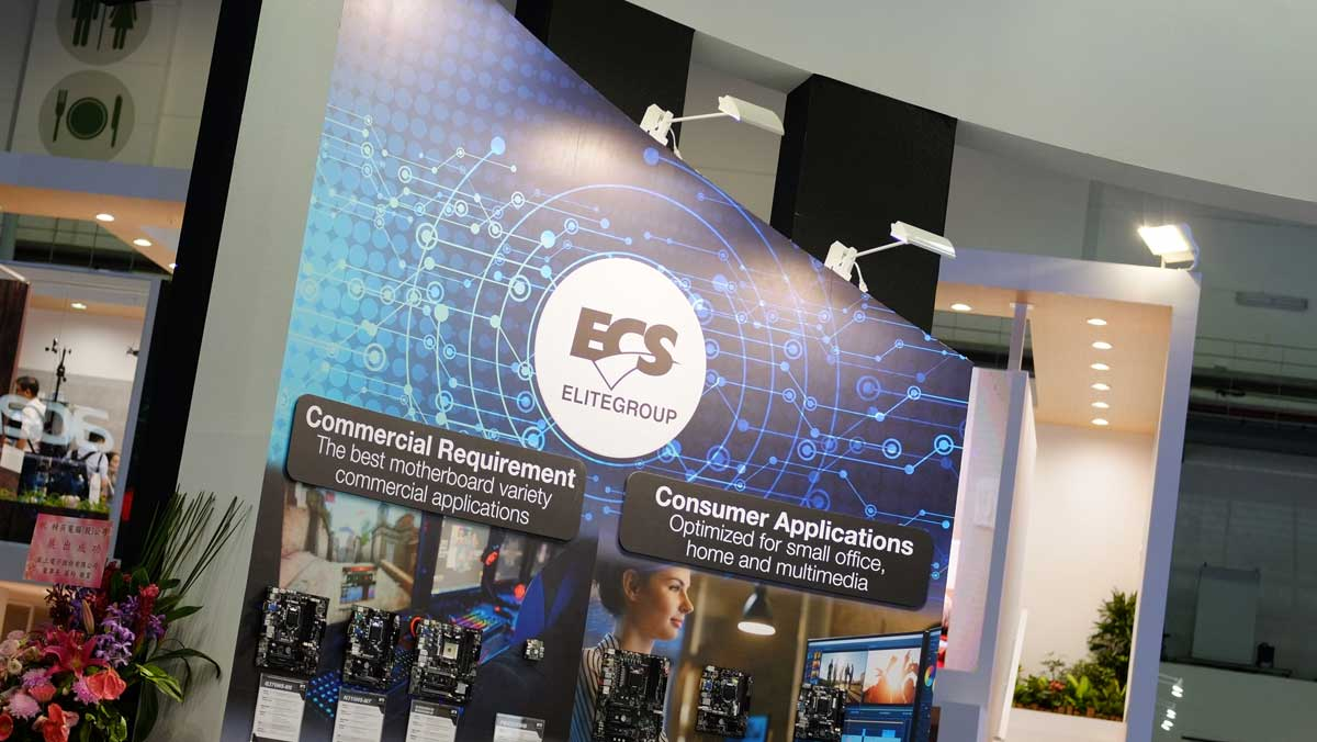 ECS Highlights LIVA Smart Devices at COMPUTEX 2018