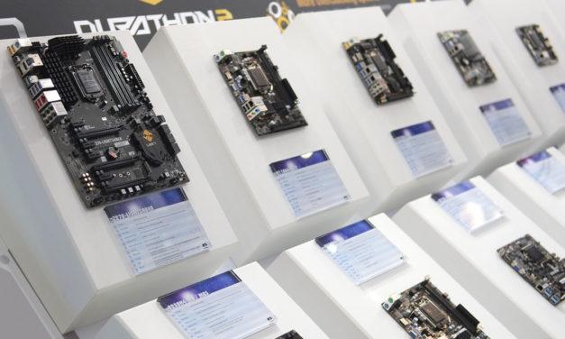 ECS Revitalizes Motherboard Line-Up at COMPUTEX 2017