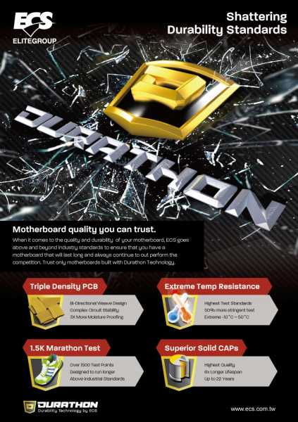ECS-Durathon-Technology