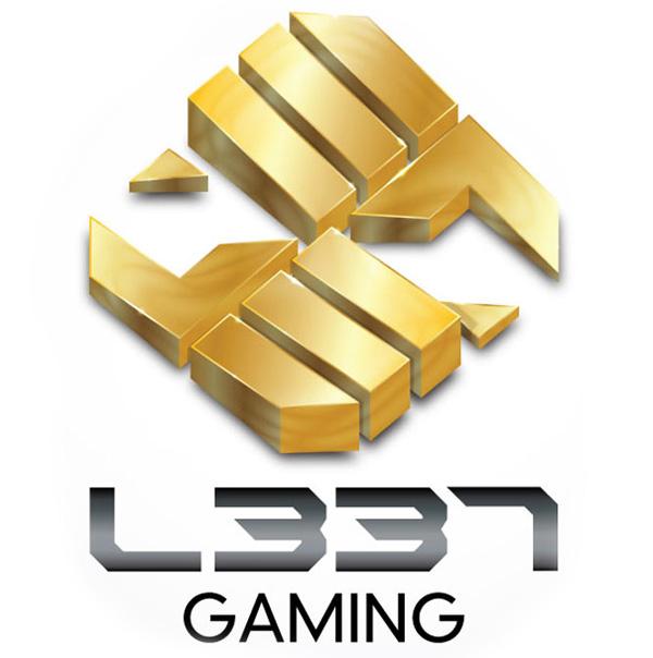 ECS-L337-Gaming-Logo