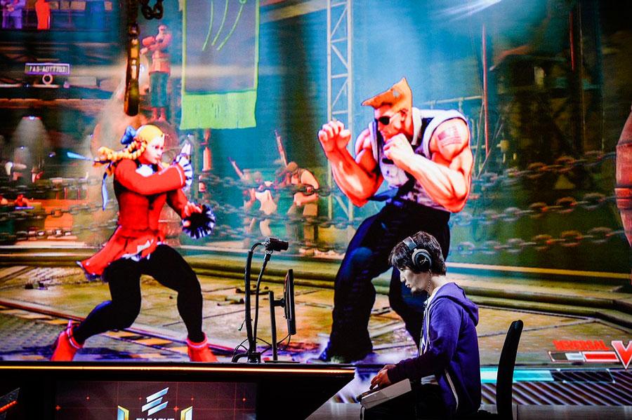 Street Fighter V Invitational Debuts At TRUTV and Warner TV