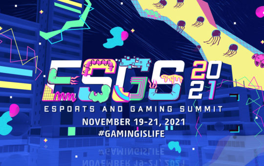 ESGS 2021 to Expand Digital Reign this November