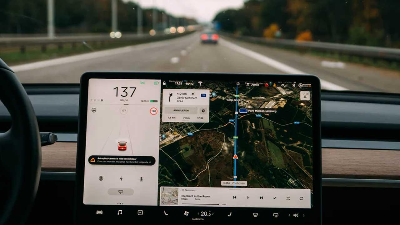 Evolution GPS Tremendous Drivers Safety GP 2
