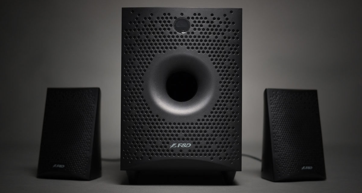 Review | F&D / Fenda Audio F210X Wireless 2.1 Speakers