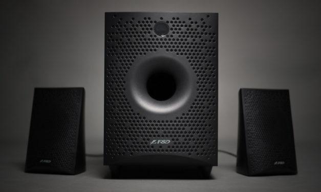 Review | F&D / Fenda Audio F210X Wireless 2.1 Speakers