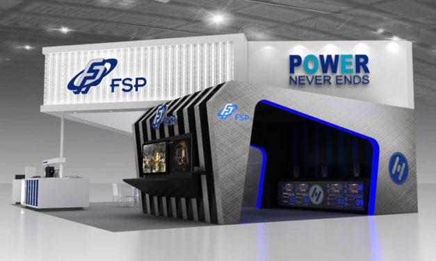 FSP Sets Sight at Gaming and Industrial Solutions at COMPUTEX 2017