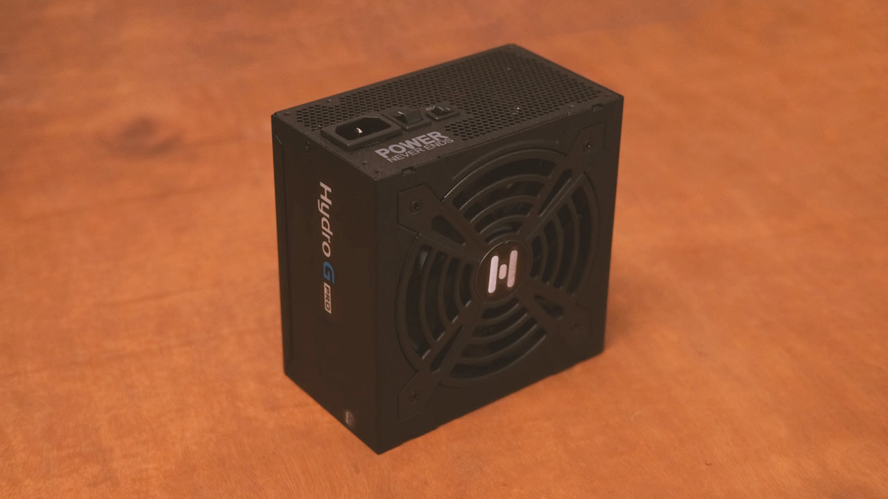 FSP Hydro G PRO 750W Review 10