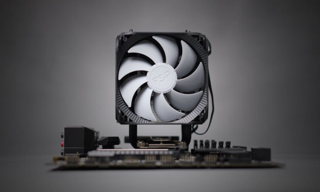 Review | FSP Windale 6 CPU Cooler