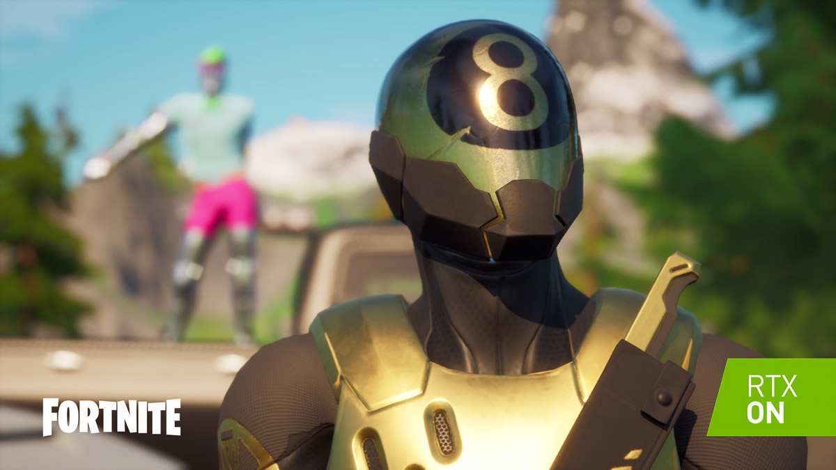Ray Tracing, DLSS, Nvidia Reflex are Coming to Fortnite