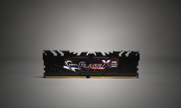 Review | G.SKILL Flare X 3200MHz 16GB DDR4 Memory Kit