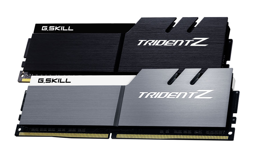 G.SKILL Announces 4600MHz Trident Z DDR4 Memory Kit