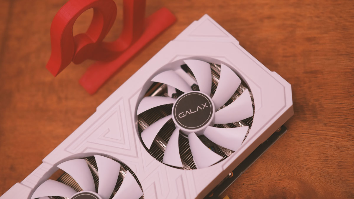 Review | GALAX RTX 2060 EX White 6GB (1-Click OC)