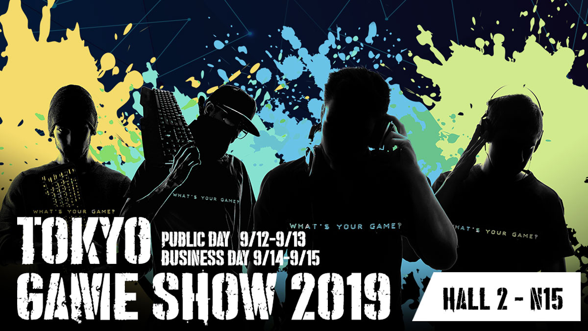 GALAX Joins Tokyo Game Show 2019