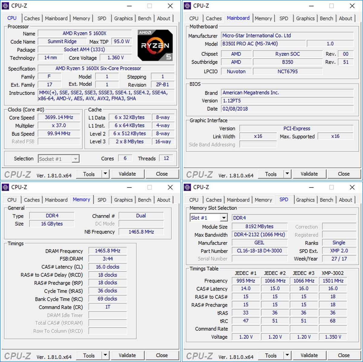 GEIL-EVO-X-RGB-300MHZ-DDR4-16GB-7