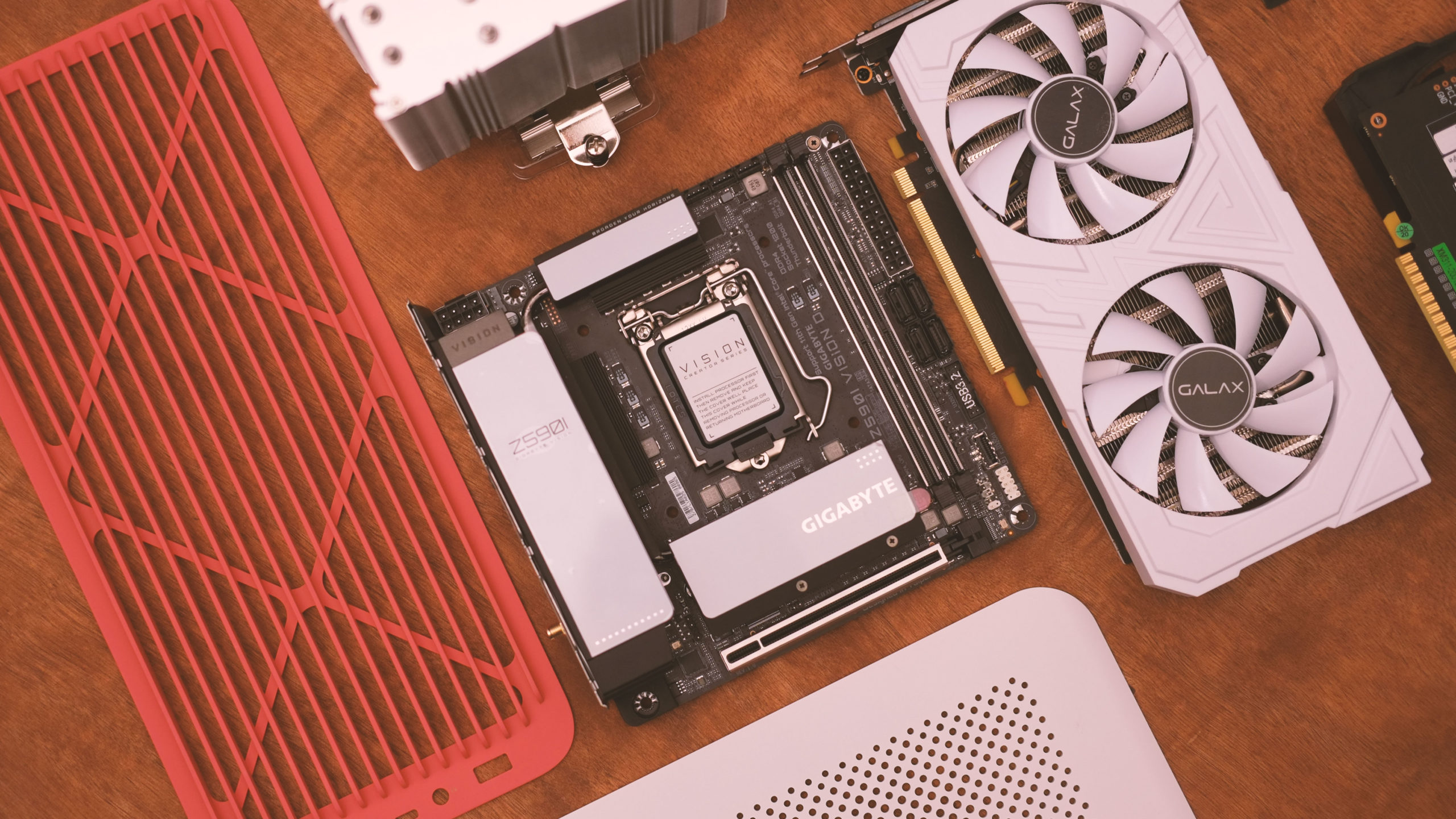 Review | GIGABYTE Z590I Vision D Mini-ITX