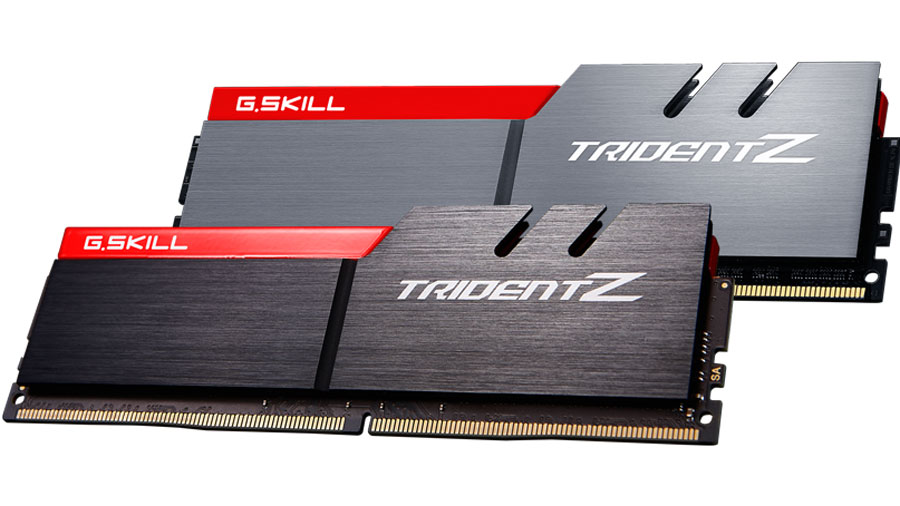 G.SKILL Announces The Trident Z 4333MHz DDR4 Memory Kit